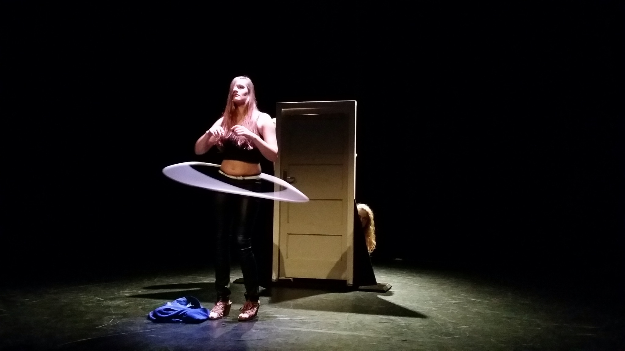 Tanya's 101 ~ Play No. 2: Zichzelf by STeL | Lindenberg Theater Nijmegen| Theater Review