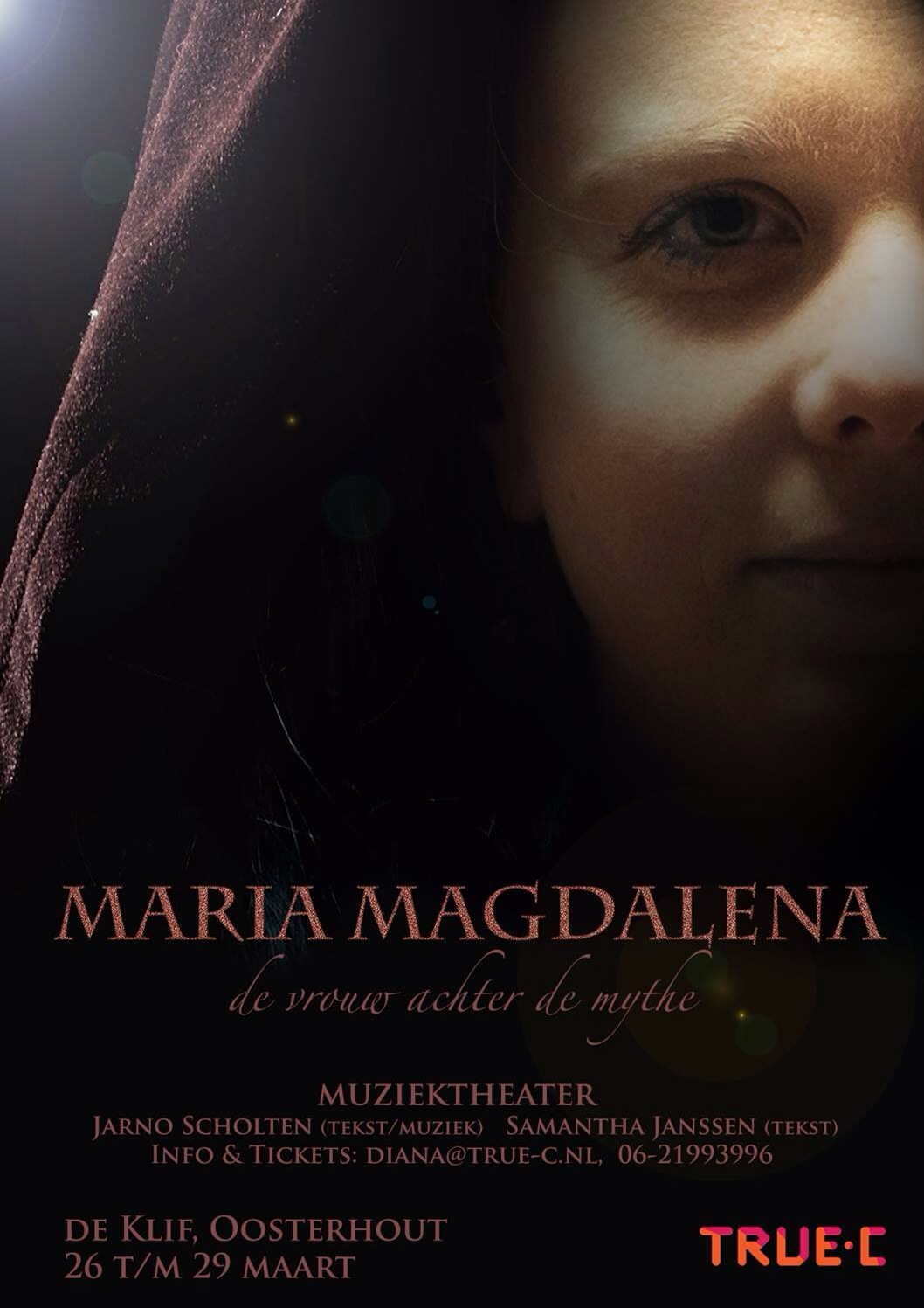 Tanya's 101 ~ Play No. 5: Maria Magedalena: A Majestic Musical | True-C | Theater Review
