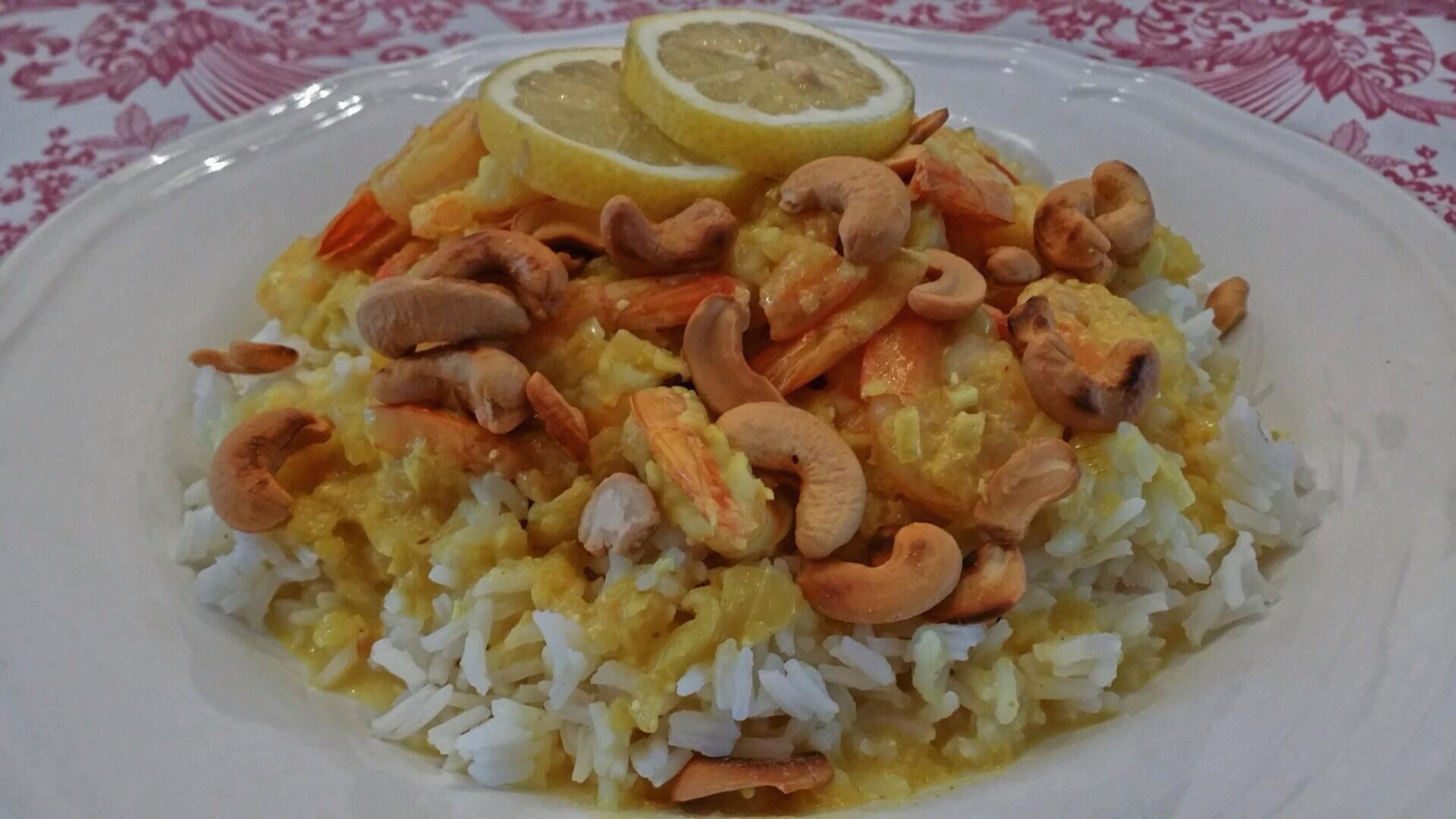 Tanya's 101 ~ Cookbook No. 10 - The Ubiquitous Shrimp