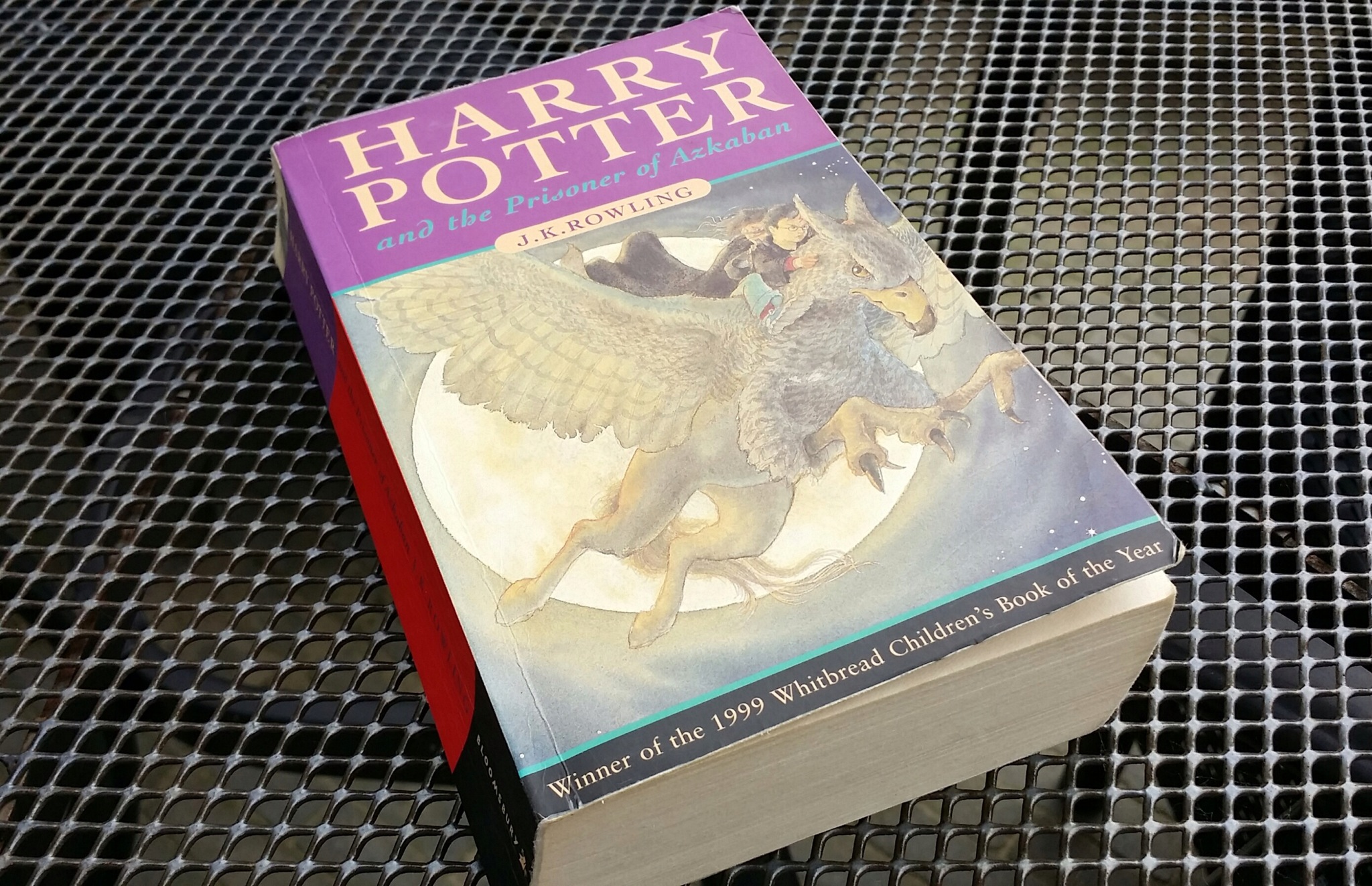 Tanya's 101 ~ Book No. 3 - Harry Potter and the Prisoner of Azkaban | J.K. Rowling | Book Review