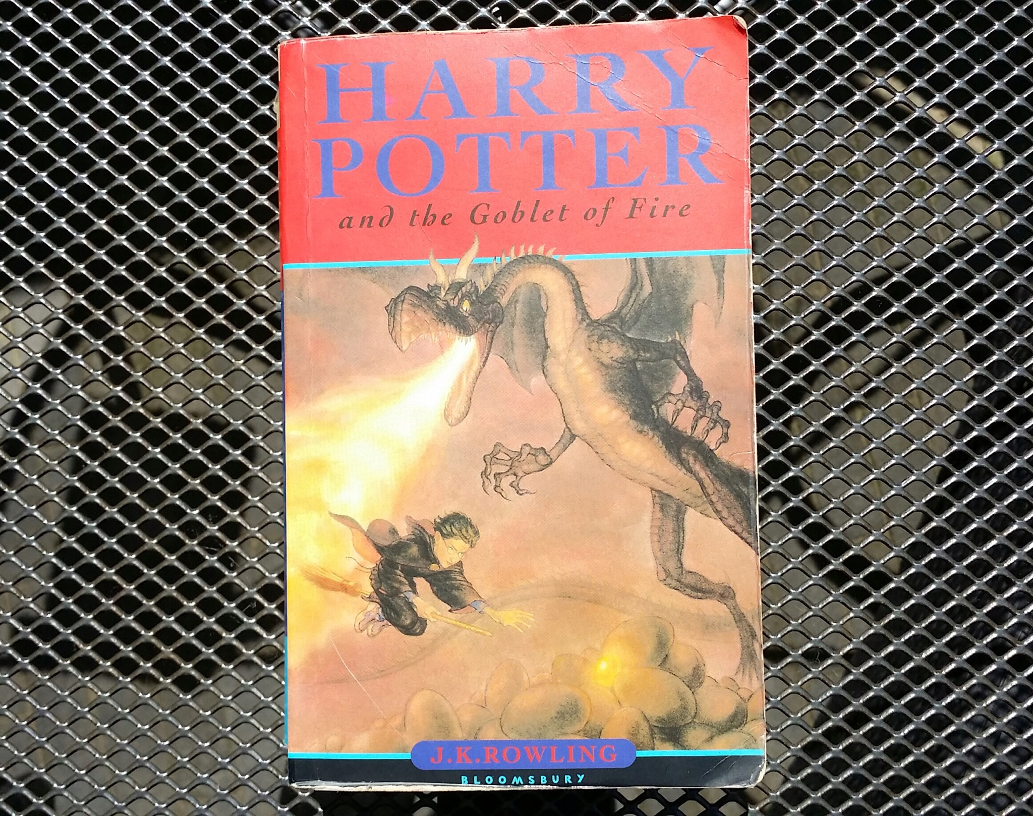 Tanya's 101 ~ Book No. 4 - Harry Potter and the Goblet of Fire | J.K. Rowling | Book Review