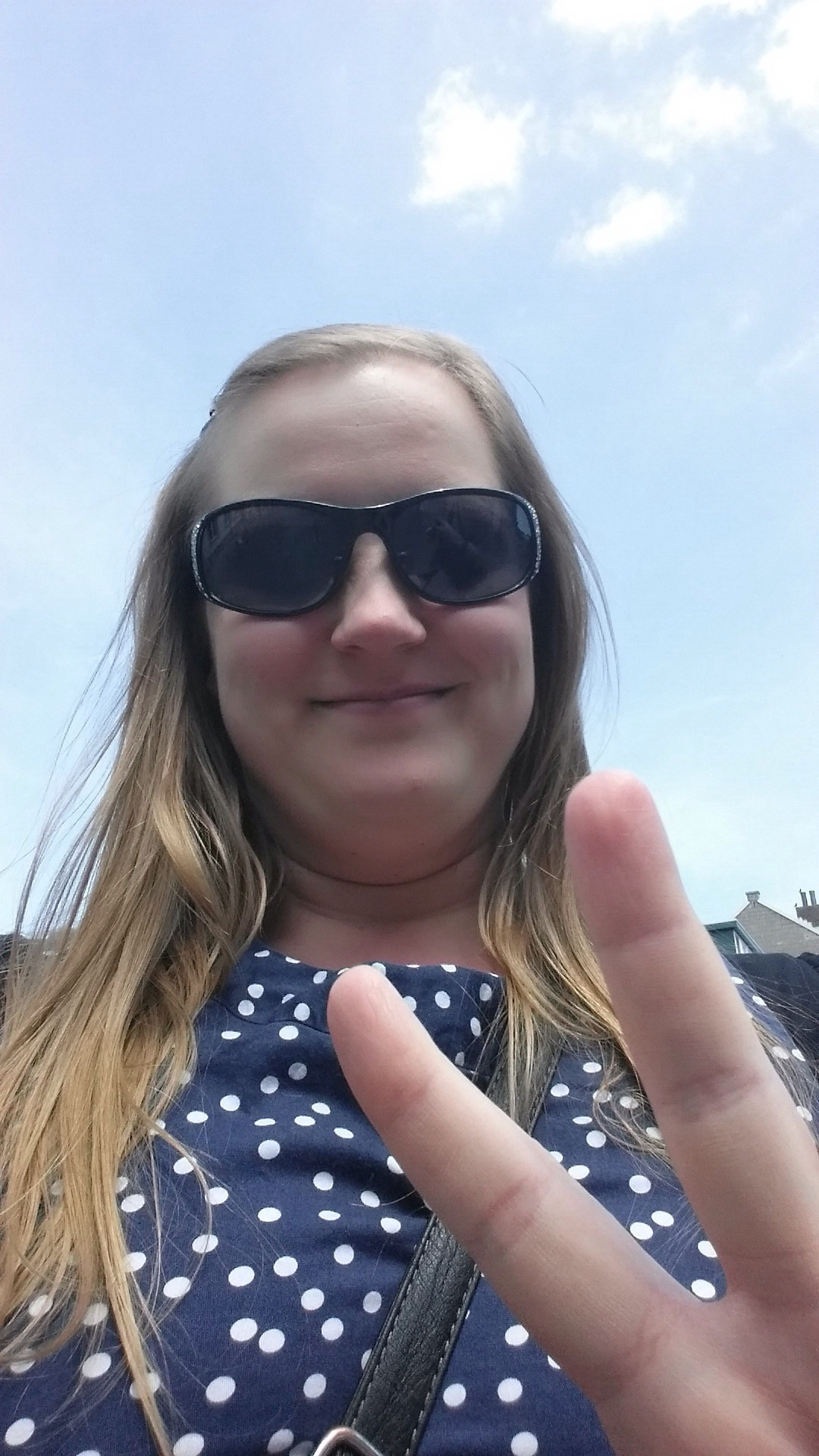 Tanya's 101 ~ Selfie no. 9 | Day Zero Project | Picture Challenge