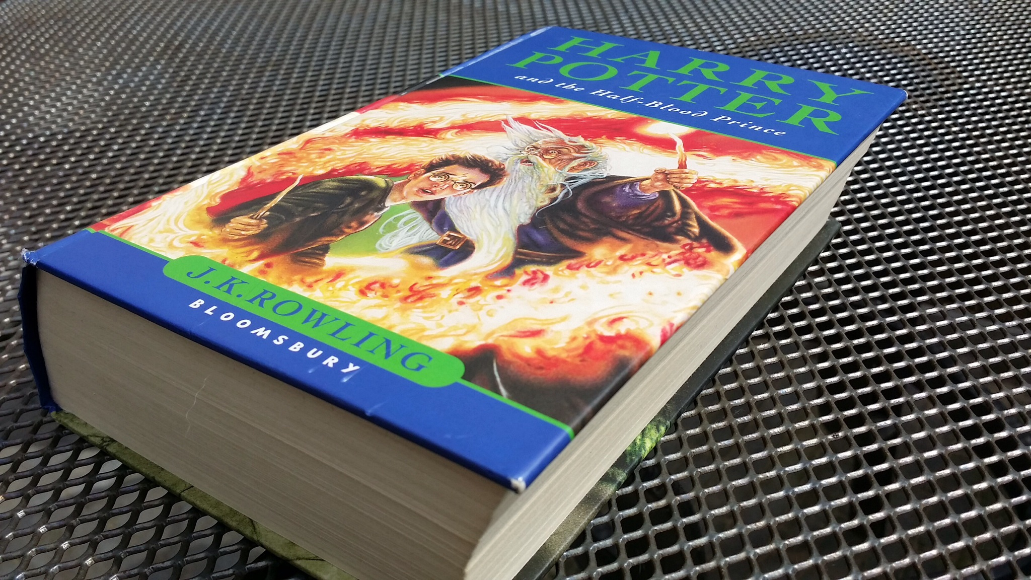Book No. 6 - Harry Potter and the Half-Blood Prince | Book Review