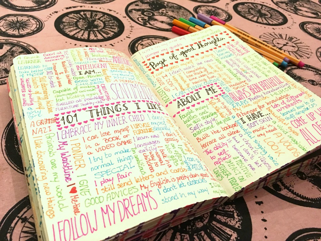 101 Things (6a)