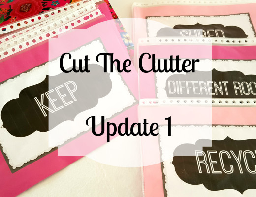 Twinkly Tanya ~ Cut The Clutter