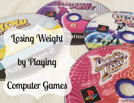 Twinkly Tanya ~ How I managed to lose weight by playing computer games | Weight Loss | Healthy Life Style
